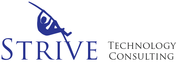 Strive Technology Consulting | IT Services & IT Support Boulder, CO Logo